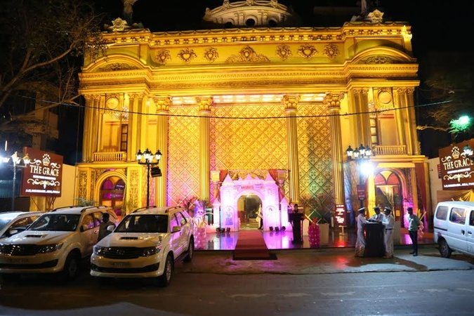 The Grace Banquet Ashok Vihar Delhi Price The Grace Banquet Rates