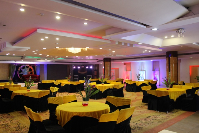 Hotel Ivory Retreat Pakhowal Road Ludhiana - Banquet Hall