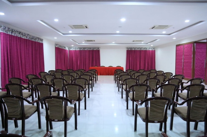 Jupiter One Continent Kondapur Hyderabad - Banquet Hall
