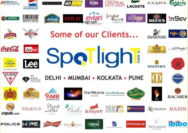 spotlight events and entertainment | Delhi | Wedding Planners