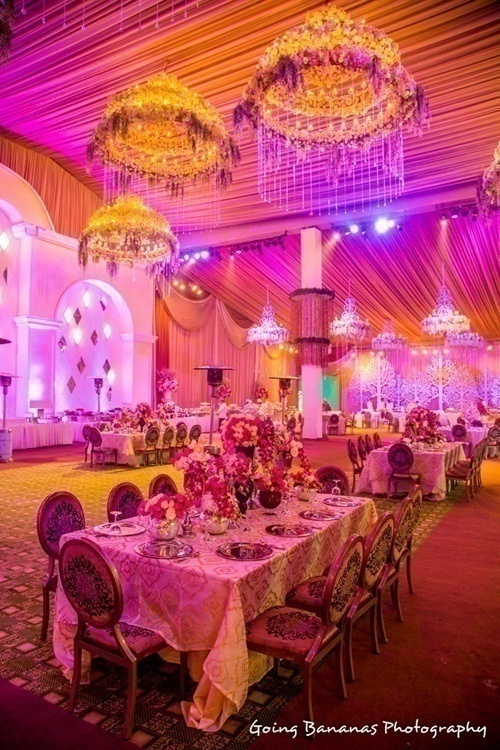 6 dcor themes for an outstanding indian wedding celebration blog embrace royalty junglespirit Choice Image
