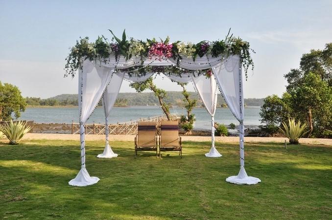 Joecons Beach Resort, Benaulim, Goa