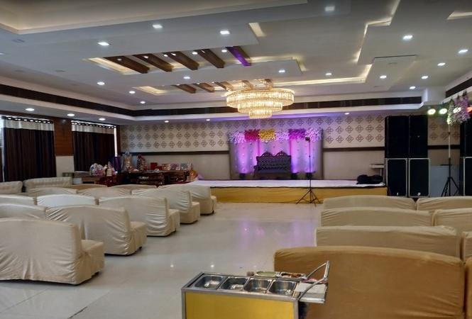 Hotel Subhadra Residency Surya Palace Colony Meerut - Banquet Hall