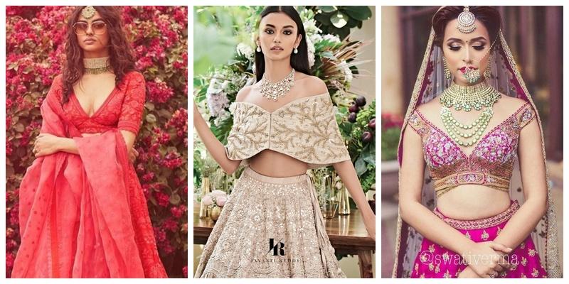 15 Trendy Blouses Designs Inspiration for Brides