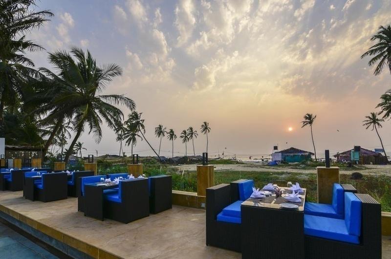 Resorte Marinha Dourada, Arpora, Goa