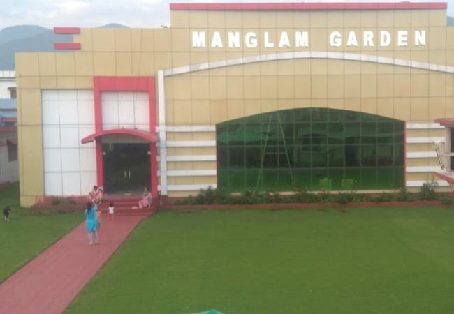Manglam Garden Balawala Dehradun - Banquet Hall