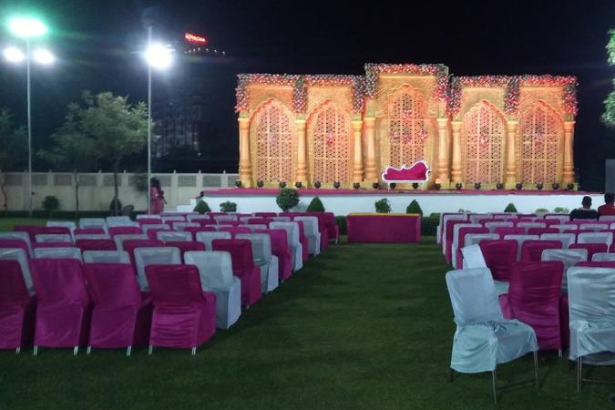 Bhakhar Paradise Mansarovar Jaipur - Banquet Hall