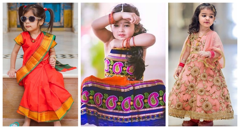 Cant stop 'awwinngg' at these wedding photos of cute little munchkins wearing lehengas & sherwanis!