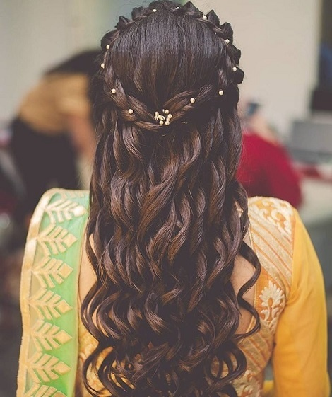 Simple but Stylish Bridesmaid Hairstyles for your Best ...