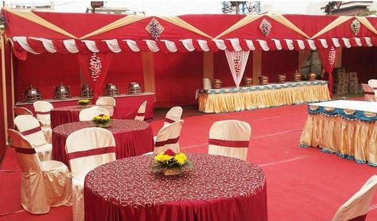 A D Marriage House Salt Lake City Kolkata - Banquet Hall