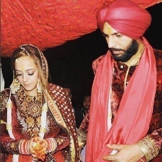 THE CHANDIGARH WEDDING