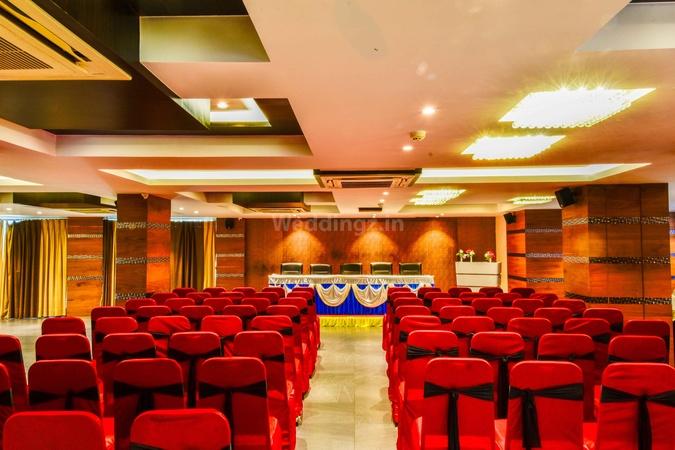Prominent Corporate Residency Kudasan Gandhinagar - Banquet Hall