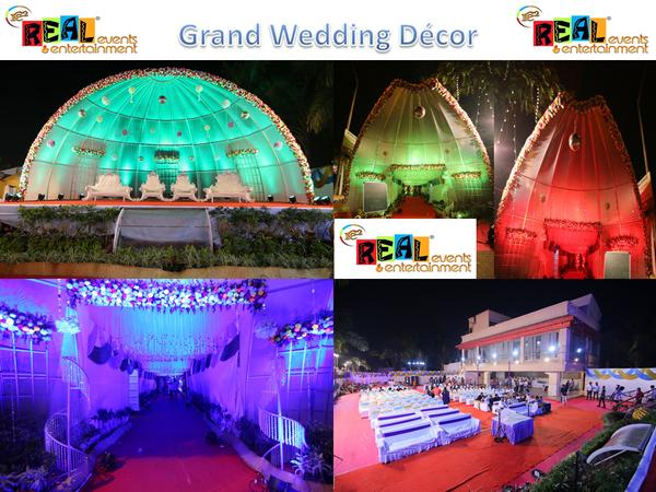 Real Events and Entertainment | Mumbai | Wedding Planners