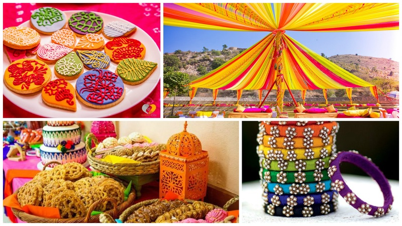 Rainbow Themes to Brighten up your Indian Wedding celebration!
