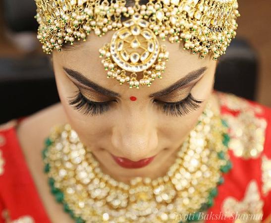 Makeup by Jyoti Bakshi Sharma | Delhi | Makeup Artists