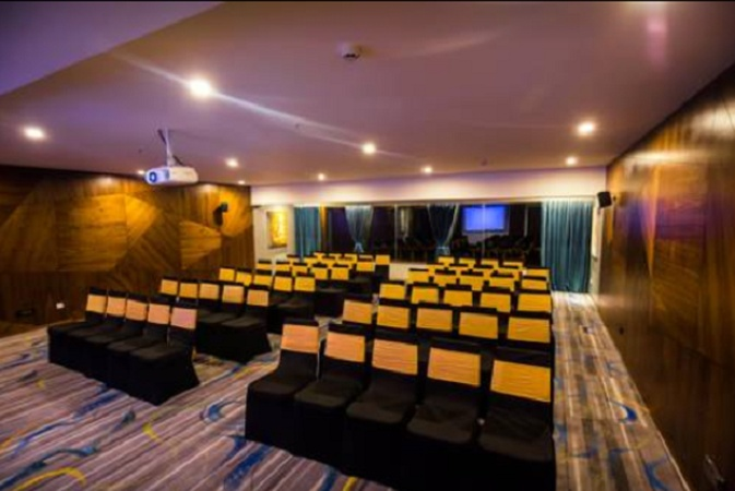 The Bheemli Resort Beach Road Visakhapatnam - Banquet Hall