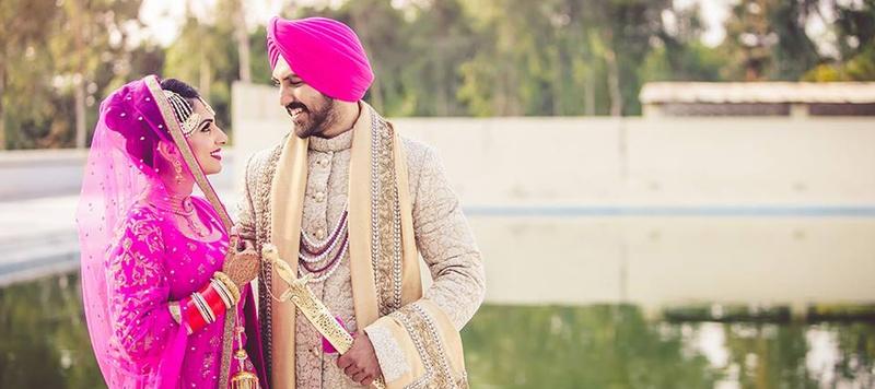 Aman & Navi Chandigarh : Royal Sikh Wedding Held in Chandigarh