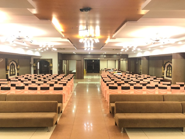 The Galaxy Hotel Sadar Rajkot - Banquet Hall