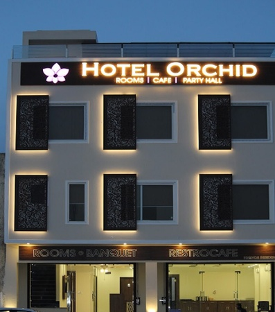 Hotel Orchid Morinda Chandigarh - Banquet Hall