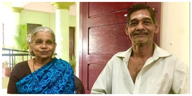 Old-age Home Inmates Ready to Marry after 20 Years in Love