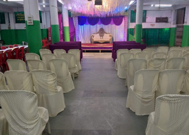 Momin Shadi Hall Berasia Road Bhopal - Banquet Hall