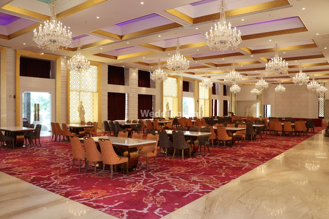 Stardom Hotels And Resorts Bhankrota Jaipur - Banquet Hall