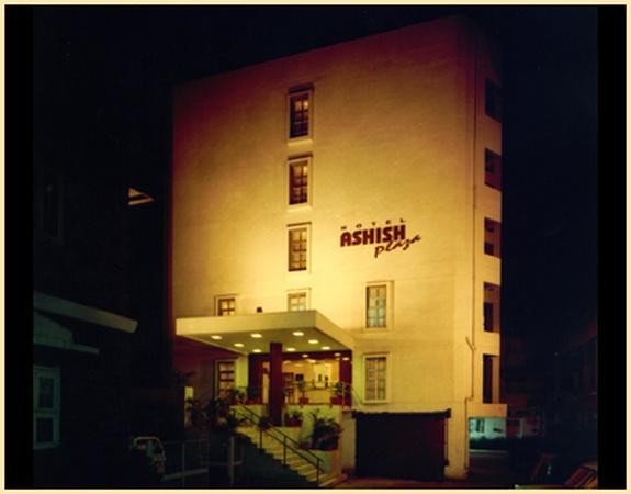 Hotel Ashish Plaza Shivajinagar Pune - Banquet Hall