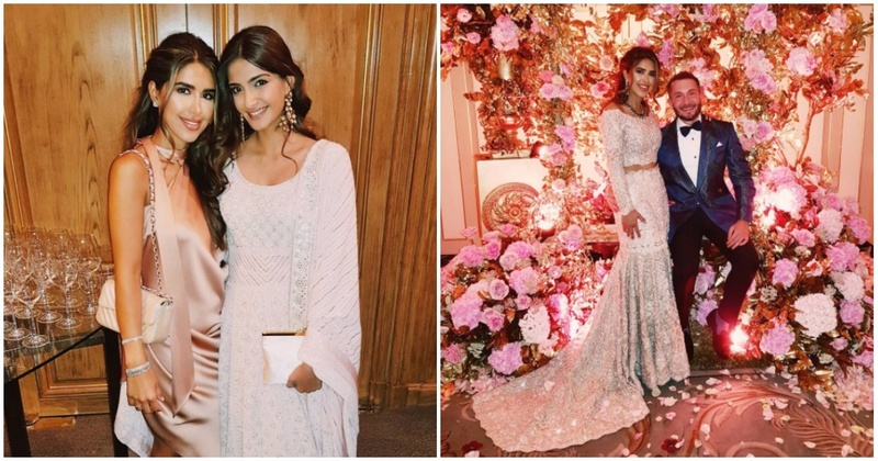 Sonam Kapoor, Hrithik Roshan & Ranveer Singh Attend The Season's Biggest Indian Wedding In London (Along With Half Of Bollywood)