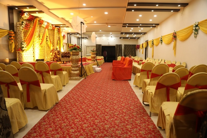 Rohia Banquet Hall And Lawn Chowk Lucknow - Banquet Hall