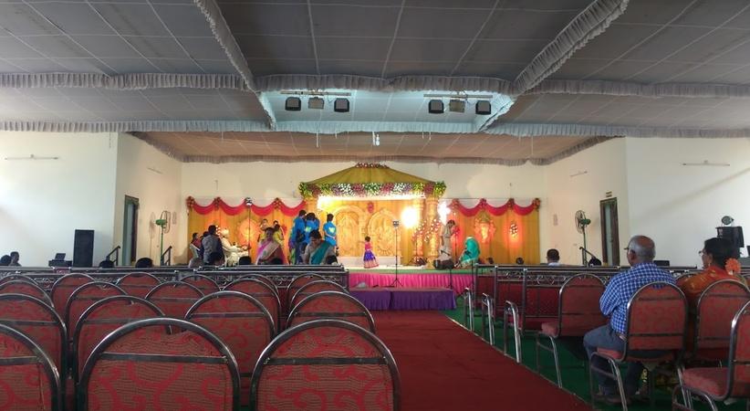 Yerra Srinivas Garden Function Hall Kapra Hyderabad - Wedding Lawn