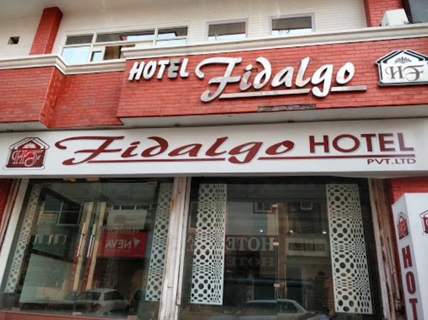 Fidalgo Hotel Pvt. Ltd. Dyal Singh Colony Karnal - Banquet Hall