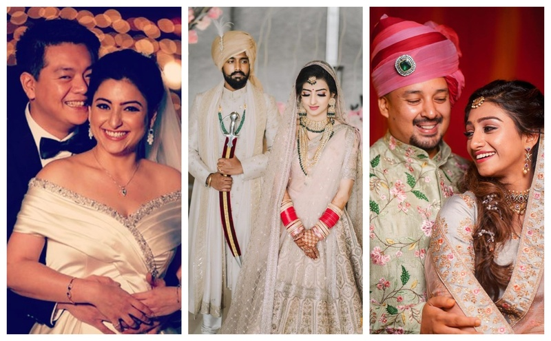 #Weddingz2019Rewind: 16 Television Celebrities Who Tied the Knot in 2019
