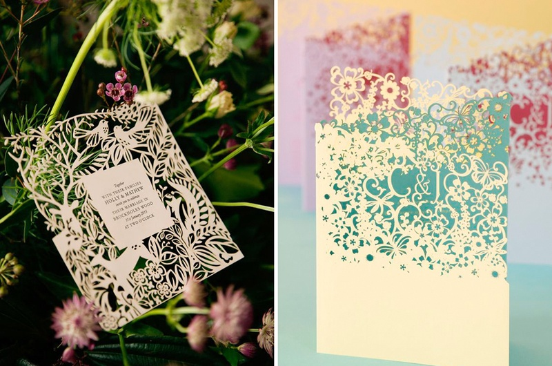 Watch Out: How Laser Cut Wedding Invitations are Taking Over Indian Weddings