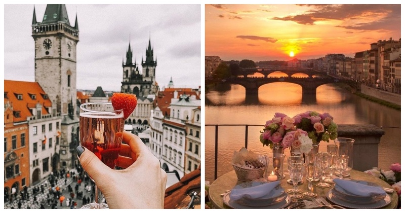 10 Romantic locations across the globe which are totally date-worthy!