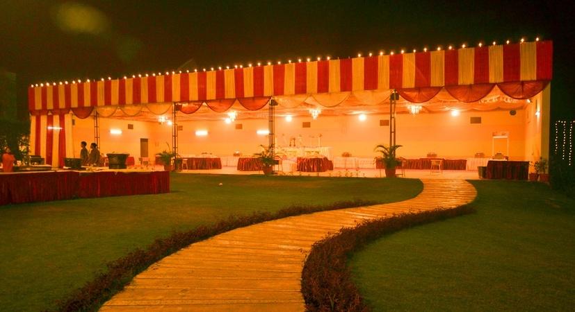 Gulmohar Grand Vaishali Ghaziabad - Banquet Hall