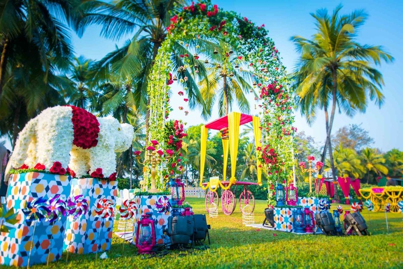 Large wedding halls in Arpora, Goa to Plan a Perfect Beach Wedding