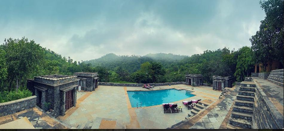 Aranyawas Resort Ranakpur Ranakpur - Banquet Hall