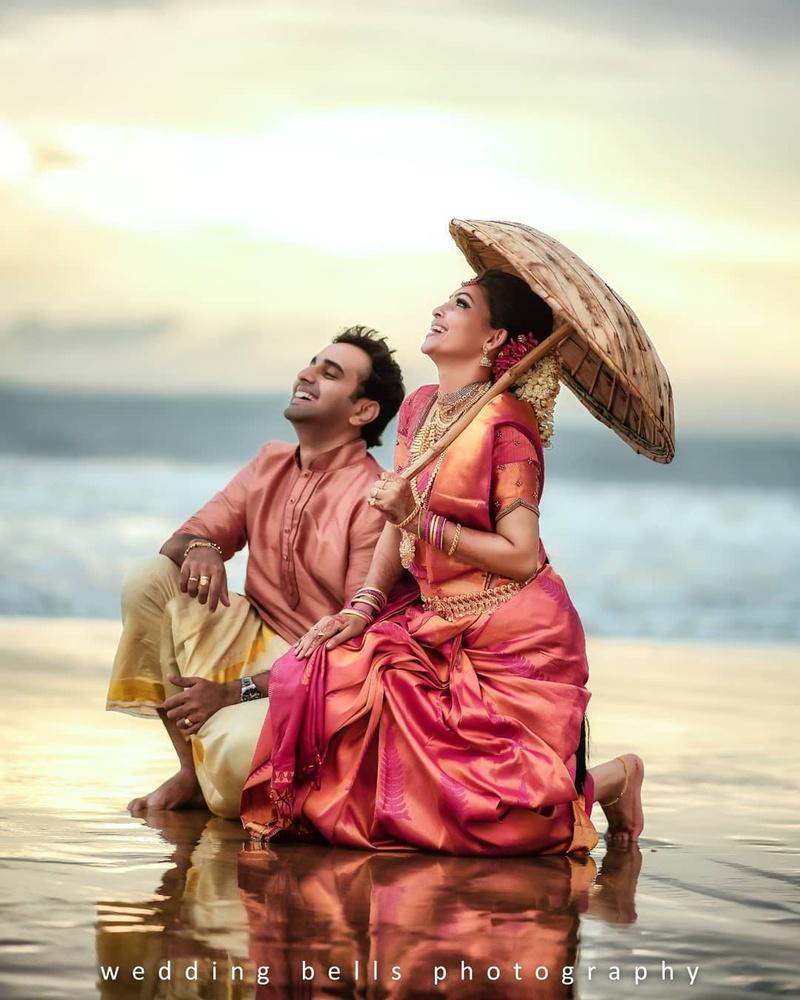 This Couple Had A Dreamy Pre Wedding Photoshoot In Kerala Wedding Photography Wedding Blog
