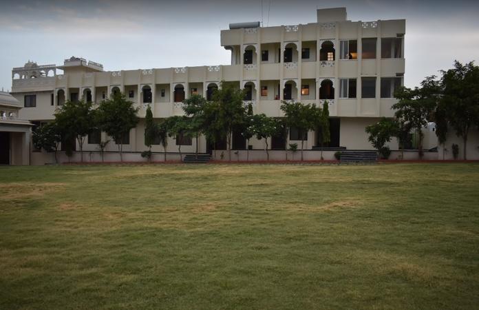 Maangarh Resort By Mahi Vantra Pratap Nagar Udaipur - Banquet Hall