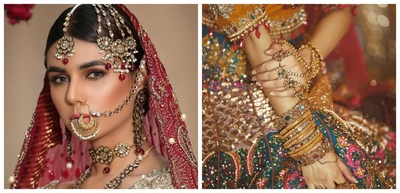 5 Mughal Jewellery Inspirations for the Royal Bride