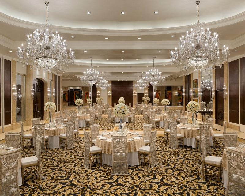 Shangri La Eros Hotel Connaught Place Delhi Banquet