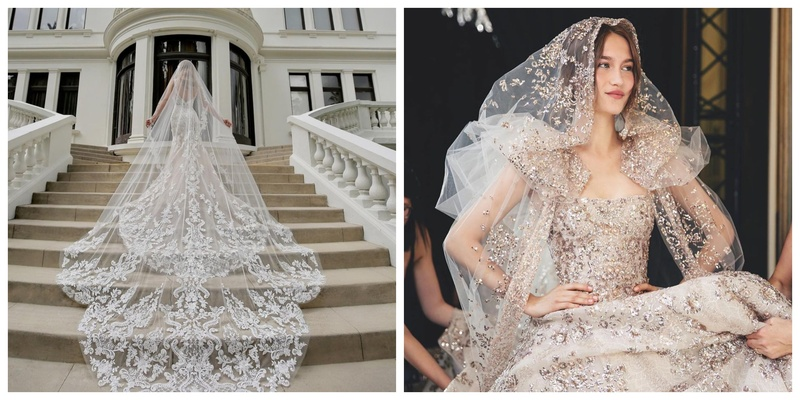 12 Veil Designs For The Modern Bride