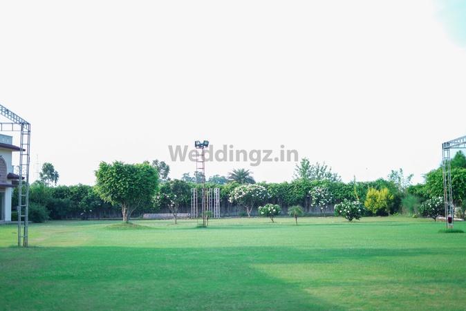 JJ Farm Mohali Chandigarh - Banquet Hall