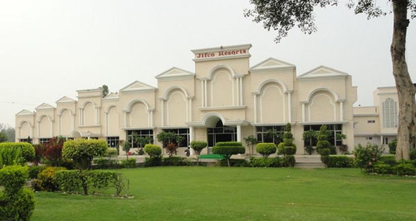 Jifco Resorts GT Road Ludhiana - Banquet Hall
