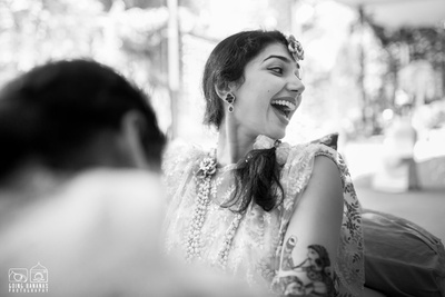 Candid wedding photography captured by Going Bananas Photography