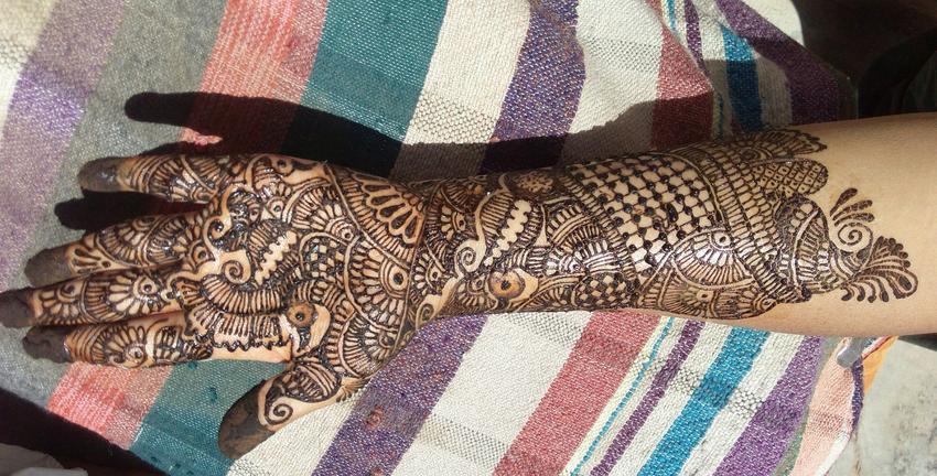 Chetan Panchal Mehendi Artist | Ahmedabad | Mehendi Artists