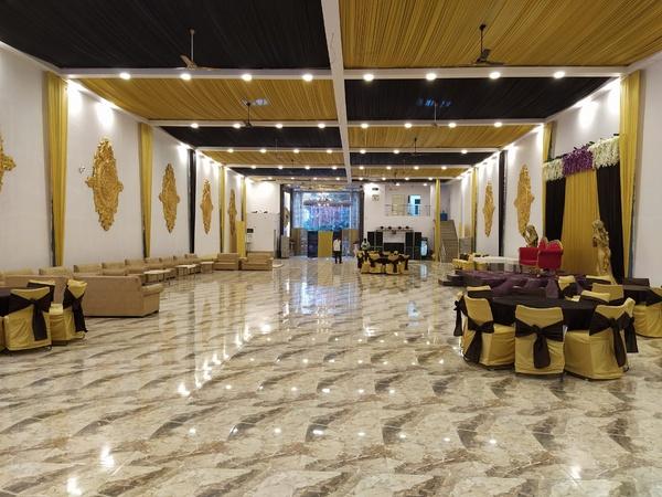Krishna Garden Dwarka Delhi - Banquet Hall