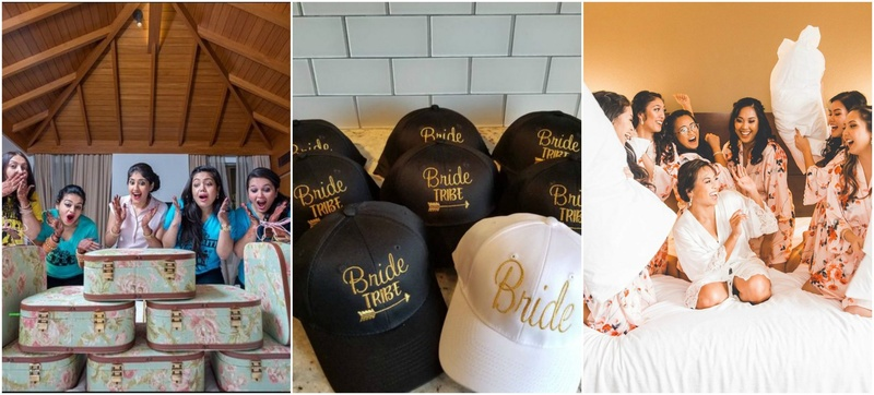 10 Props to use to get Clicked With Your Bride Squad
