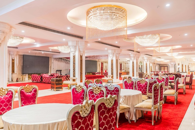 Weddingz.in Banquet Udyog Nagar Delhi - Banquet Hall