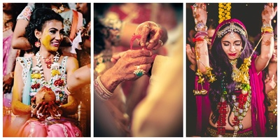 Here's everything you wanted to know about Marwari Wedding Rituals - From Godh Dhana to Bidaai!